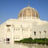 Die größte Moschee des Landes ist ein Highlight jeder Omanreise.