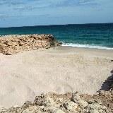 Diese kleinen Buchten gibt es oft entlang der Ostküste, sie müssen nur gefunden werden.