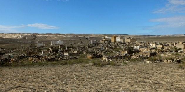 Shokpak Ata Moschee und Friedhof