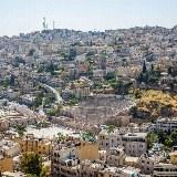Auf dem Zitadellenhügel in Amman