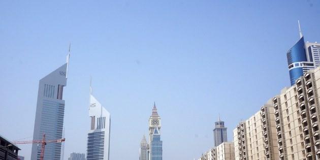 Immer mehr Hochhäuser sprießen aus dem Boden