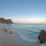Der Küstenort Salalah mit seinen verlassen Traumstränden.