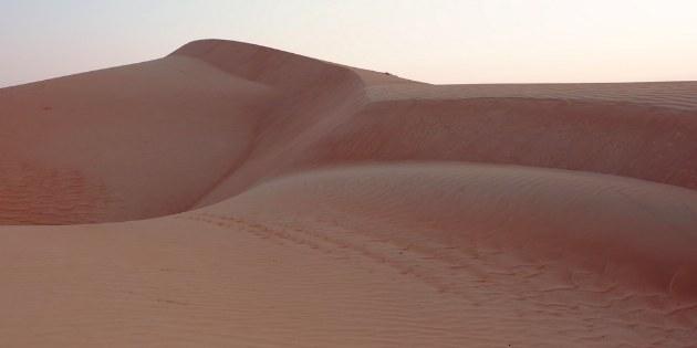 Die teils noch unberührte Wüste ist ein Highlight jeder Reise.