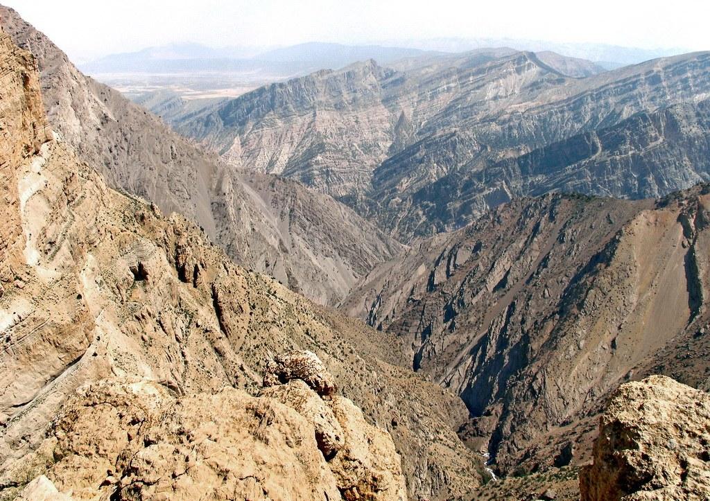 Traumhafte Aussicht für Trekker
