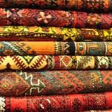 Shiraz ist weltbekannt für Teppiche