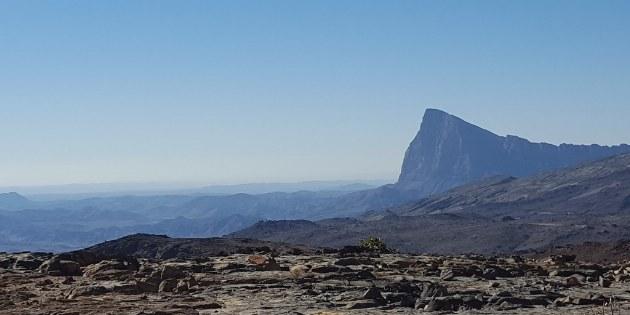 Auf der Fahrt zum Grand Canyon des Omans erwartet Sie unter anderem dieser Ausblick.