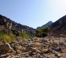 Genießen Sie die Landschaft bei einer Wanderung