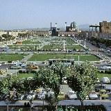 Blick auf den Imamplatz