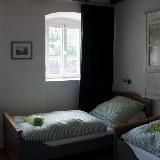 Schönecken Moreno Gästehaus Schlafzimmer