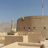 Die Festung in Nizwa lädt zu ausgiebigen Erkundungstouren ein