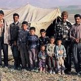 Unterwegs werden wir gerne von Nomaden als Gäste empfangen