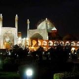 Der Immam Platz ist ein beliebter Picknick-Spot in Isfahan