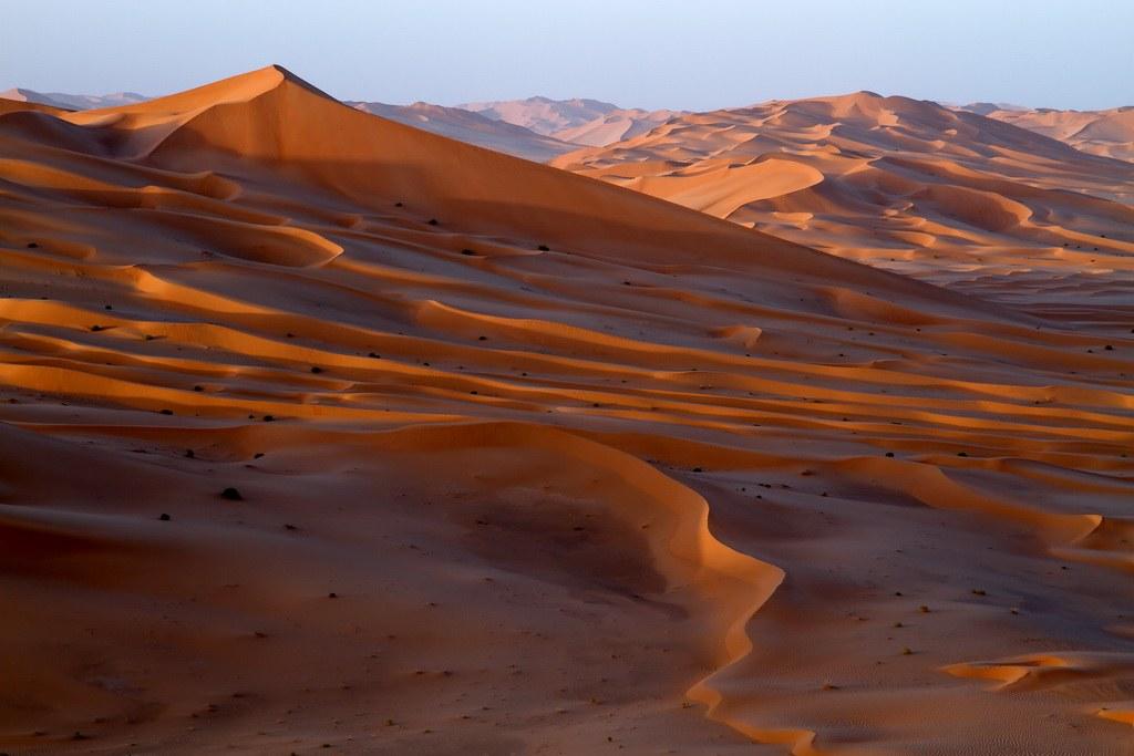 Durch die Übernachtung in der Wüste erreichen Sie Gegenden, die Touristen sonst nie zu sehen bekommen.