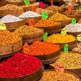 Gewürzmarkt in Amman