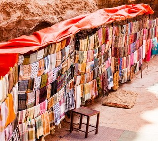 Unterwegs in Petra