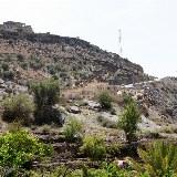 Unterwegs in den Bergen des Omans
