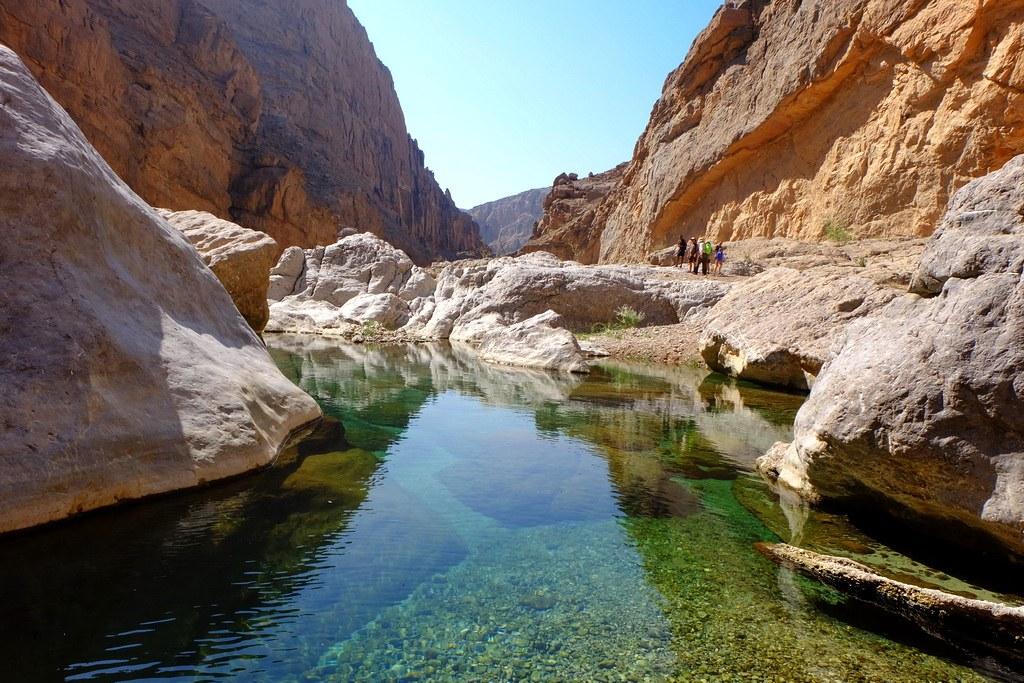 Nehmen Sie sich Zeit etwas weiter in das Wadi hinein zu wandern. Abseits von den Touristenströmen ist es ein wahres Juwel!