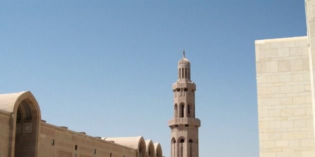 Die größte Moschee des Landes ist auch für Besucher ein faszinierender Ort der Ruhe.