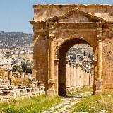 Eine von vielen römischen Stätten