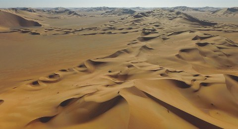 Wüstenreisen