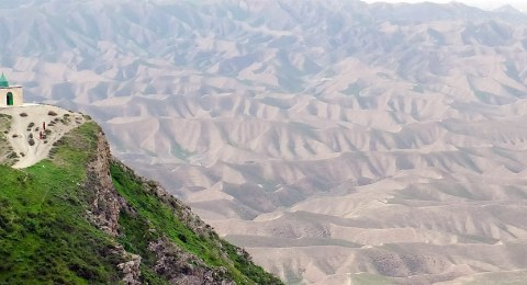 Iran Golestan Nationalpark