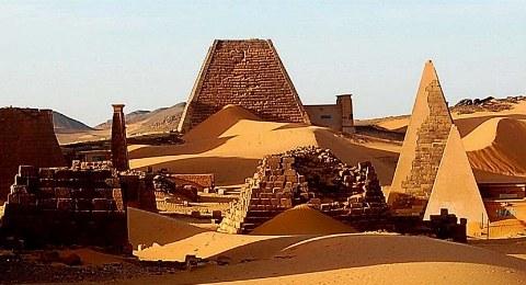 Sudan Reisen