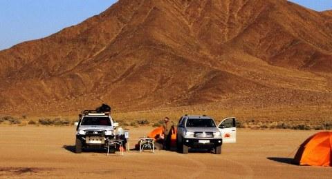 Unterwegs mit nomad